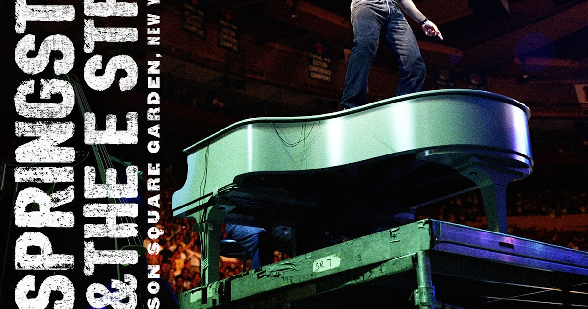 The Curtain With: Bruce Springsteen and the E Street Band - 2000-07 ...