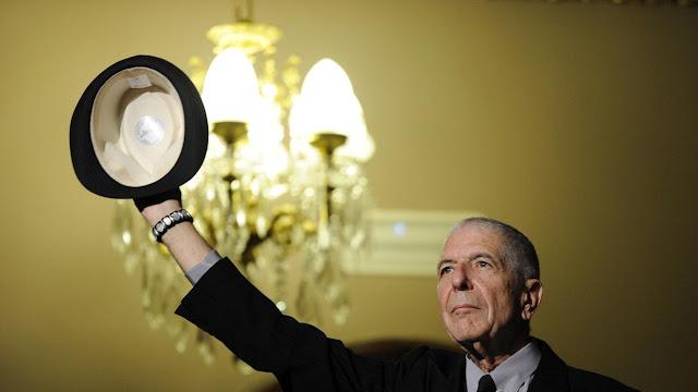 La última carta de amor de Leonard Cohen nos ha dejado sin palabras (y con los ojos llenos de lágrimas)