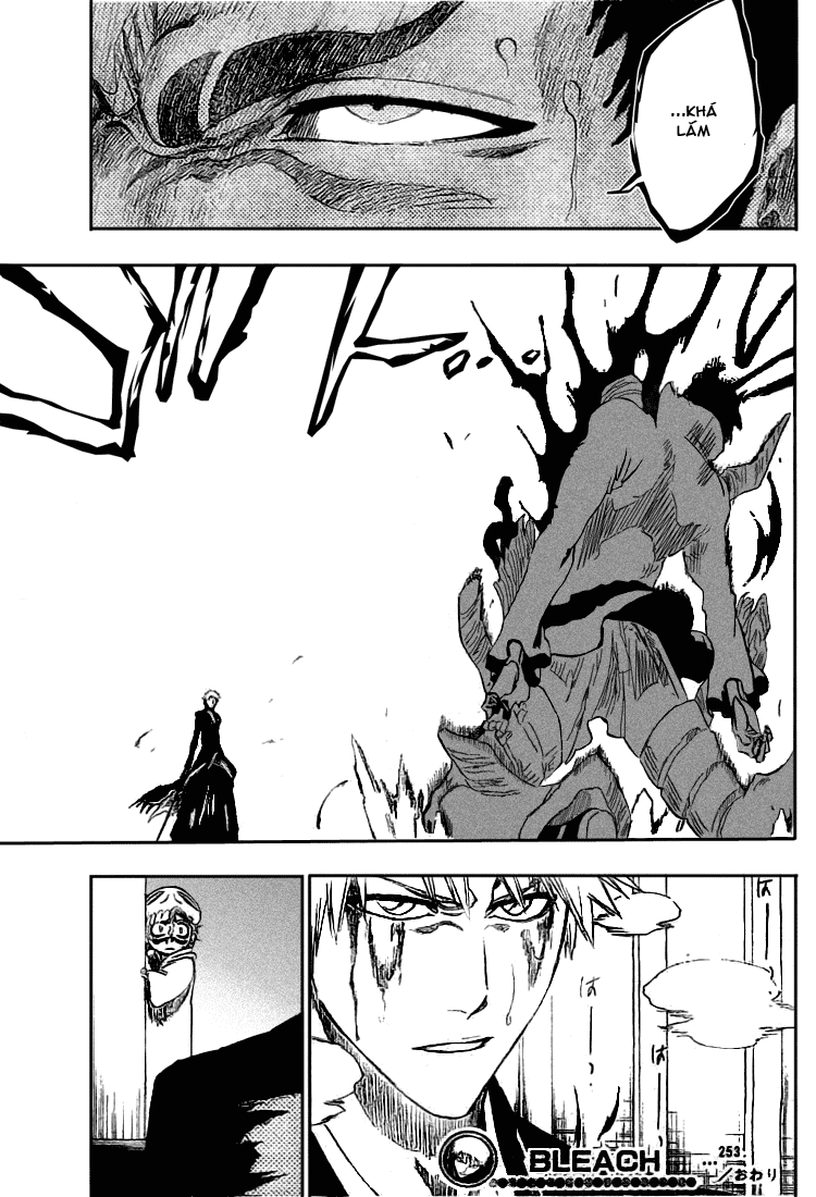 Bleach chapter 253 trang 20