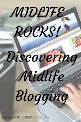 MIDLIFE ROCKS! ~ Discovering a whole new world of Midlife Bloggers
