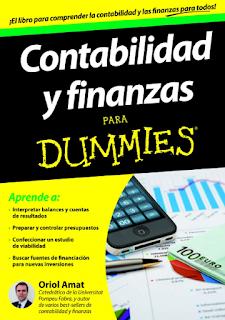 Libro en pdf Contabilidad y finanzas para dummies Oriol Amat