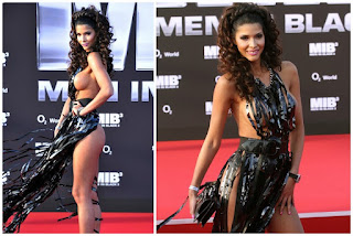 Top 5 Most Shocking Red Carpet Clothes You've Never before Seen