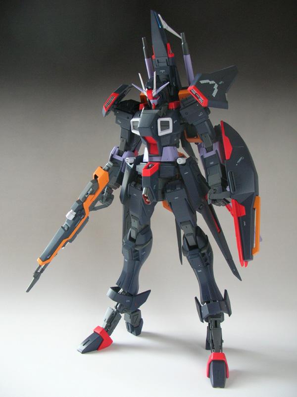 mg 1100 zgmfx88s gaia gundam custom build by freakshow