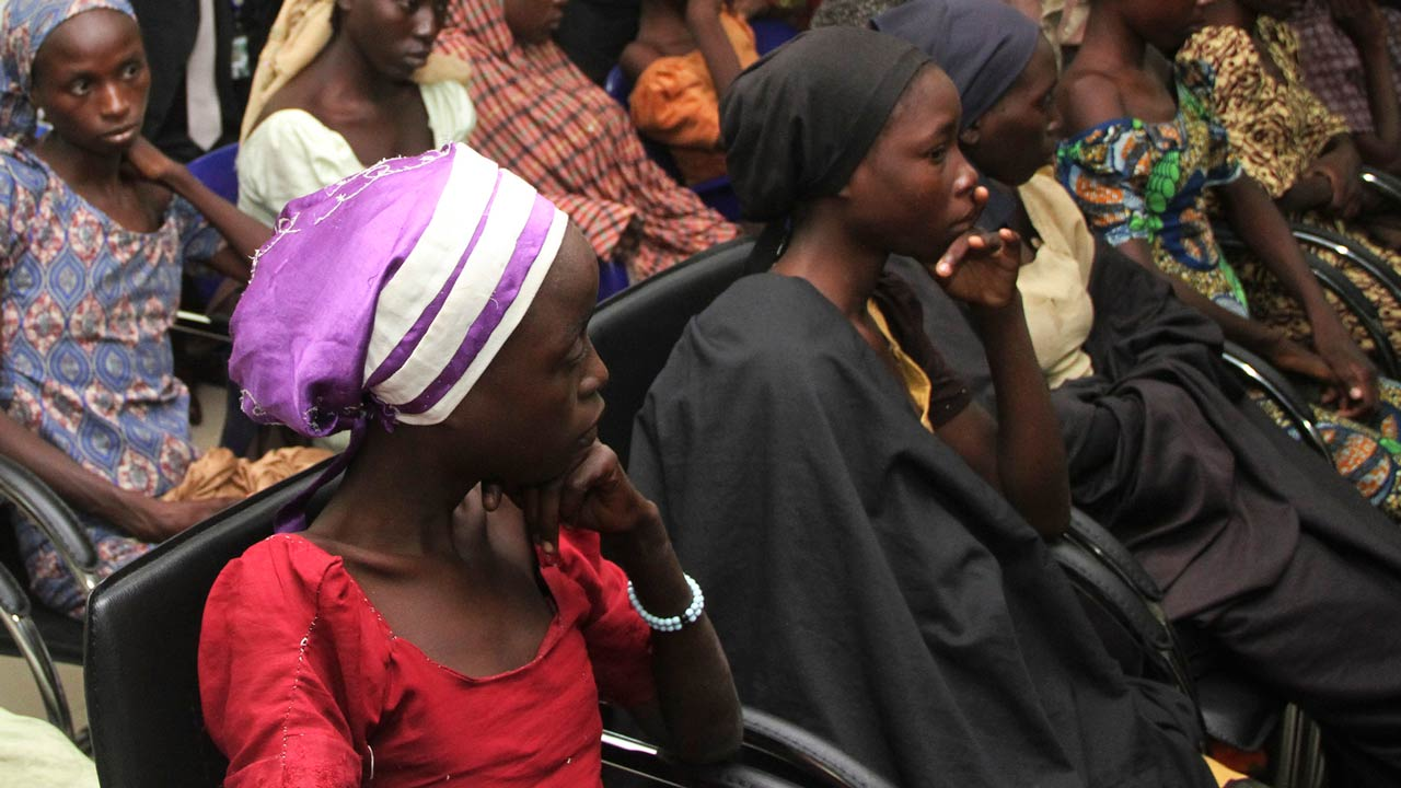 Another Chibok Girl Escapes From Boko Haram