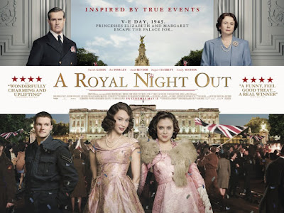 Sinopsis Film A Royal Night Out 2015 (Sarah Gadon, Rupert Everett, Emily Watson)