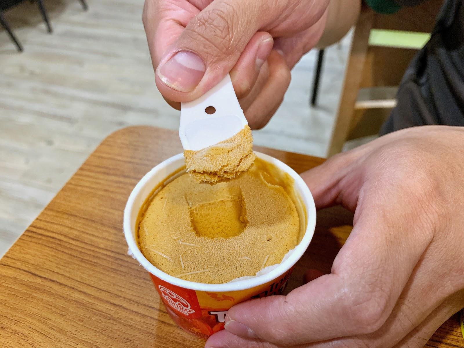 明果冰淇淋泰奶口味也好吃