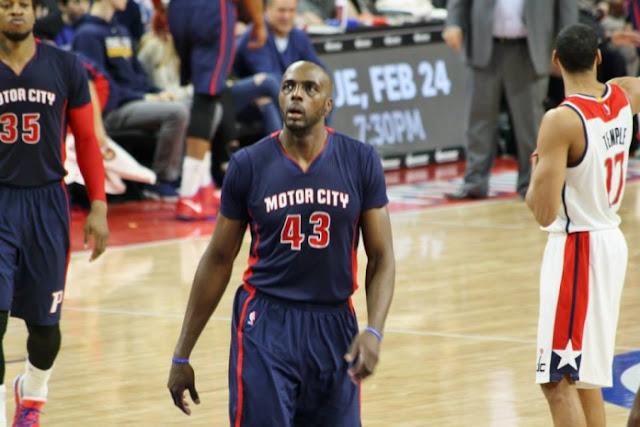 Anthony Tolliver | PistonsFR, actualité des Detroit Pistons en France