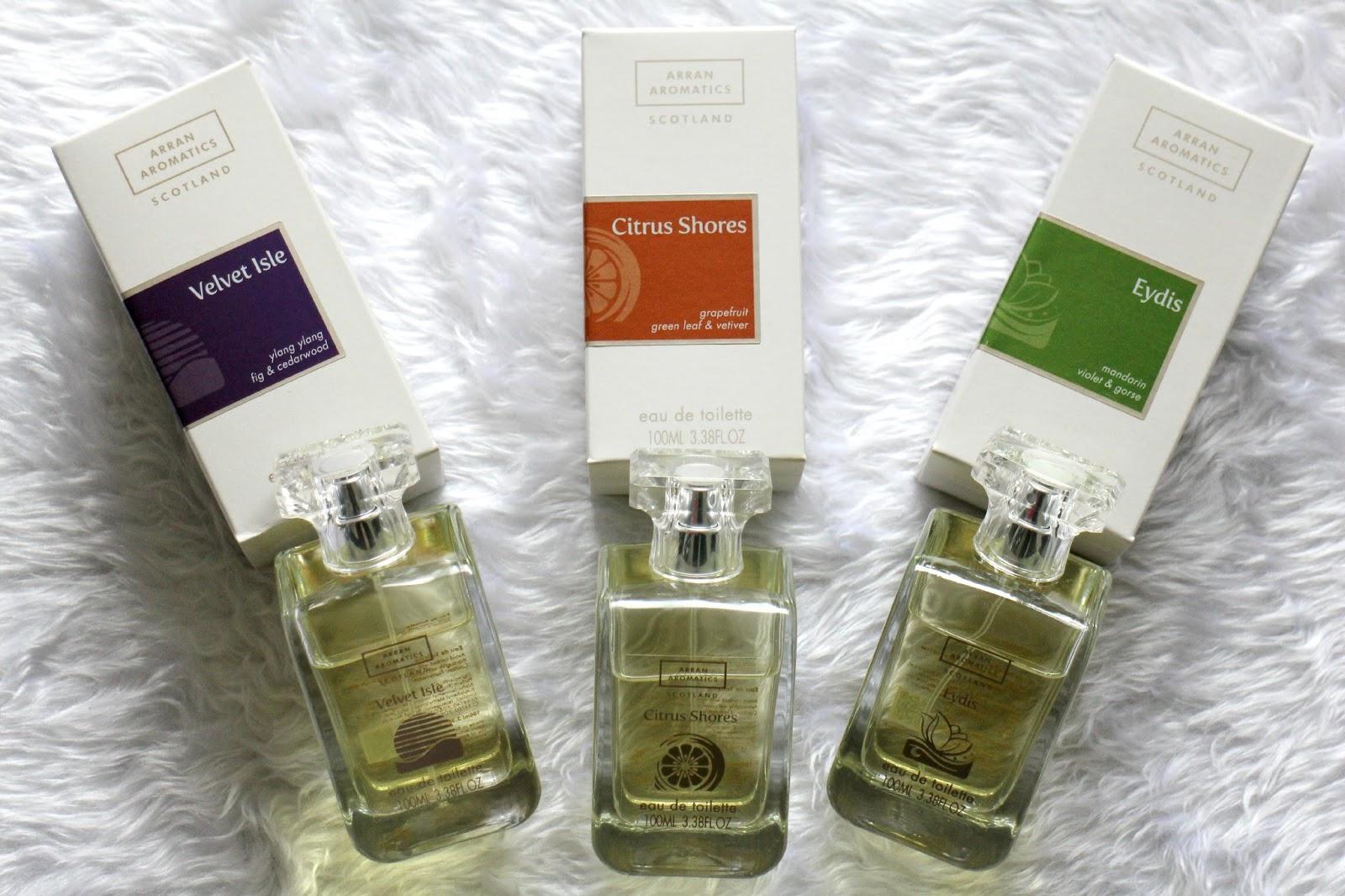 Arran Aromatics Eau De Toilette