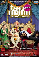 Tanu Weds Manu Returns 2015 720p Hindi BRRip Full Movie Download