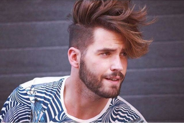 15 New Hairstyles For Men 2017 Thick Hair Lifestyle
