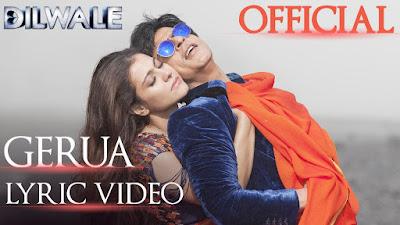 Download Lagu GERUA Ost Film Dilwale 2015