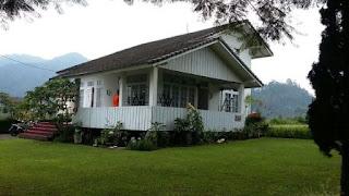 Villa Istana Bunga Tempat Santai Saat Weekend di lembang