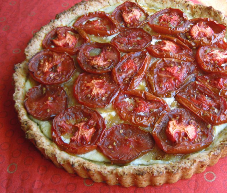 America S Test Kitchen Tomato Tart Recipe