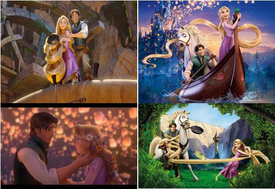 Wallpapers enredados Tangled