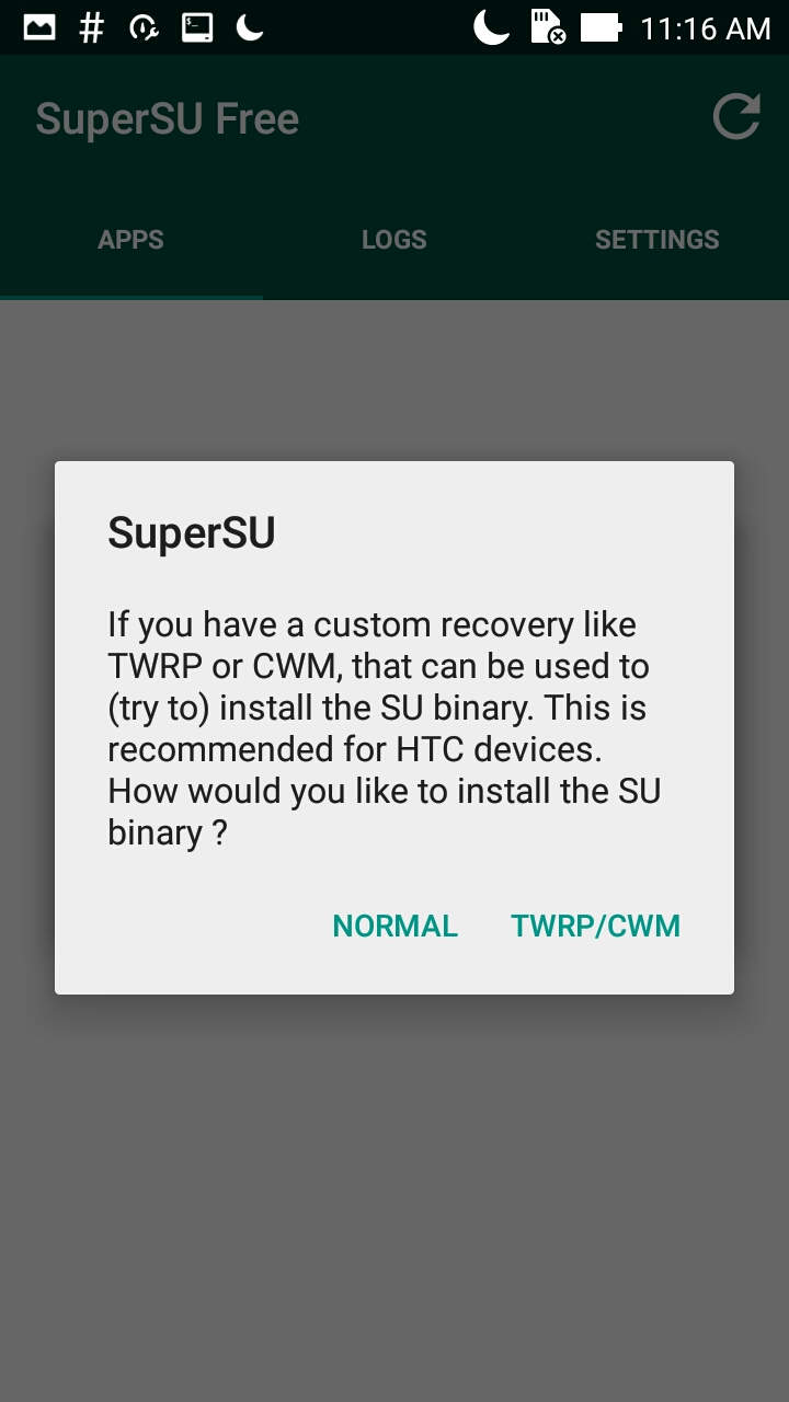 HOW TO REPLACE KINGROOT WITH SUPERSU IN ASUS ZENFONE 2 LASER
