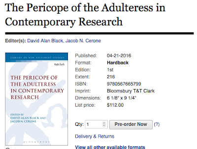 http://www.bloomsbury.com/us/the-pericope-of-the-adulteress-in-contemporary-research-9780567665799/