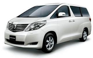 Rental / Sewa Mobil Bulanan TOYOTA ALPHARD di Jakarta