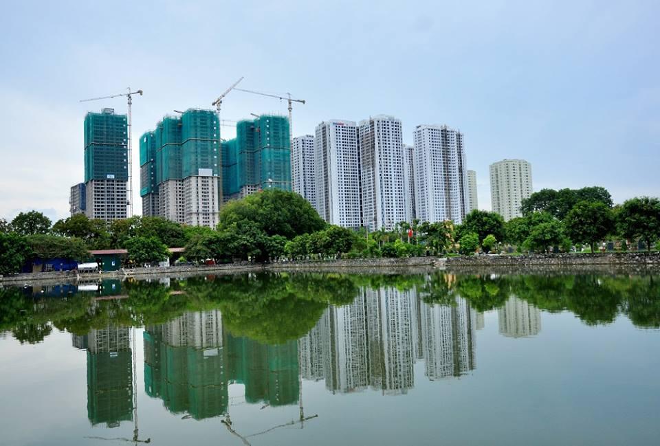 Hình ảnh dự án Goldmark City