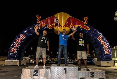Georges Kenaan wins Qatar Drift Championship Round 1