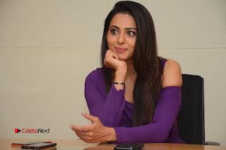 Actress Rakul Preet Singh Latest Stills in Beautiful Long Dress  0236.JPG