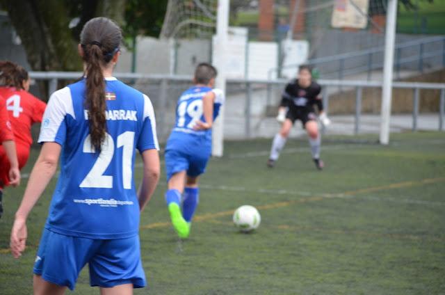 Fútbol | El Pauldarrak alcanza la final de la Copa Vasca donde se enfrenta al Athletic en Serralta