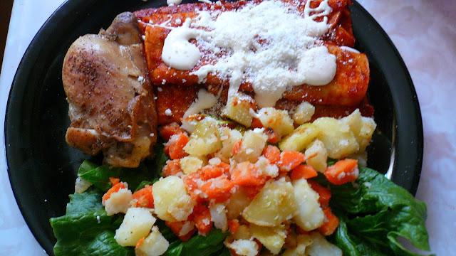 Enchiladas Michoacanas  Mi Cocina Rpida
