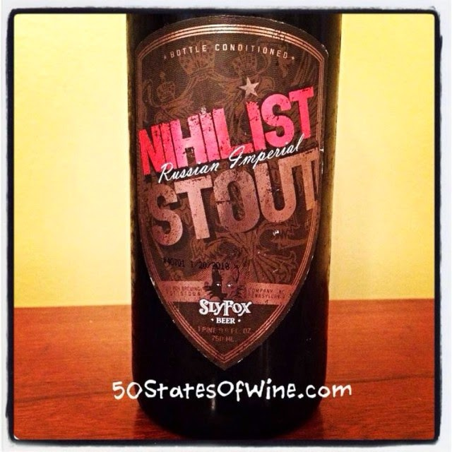 Sly Fox Nihilist Russian Imperial Stout