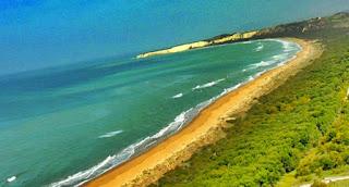 Spiaggia di Bovo Marina - Montallegro, Sicilia