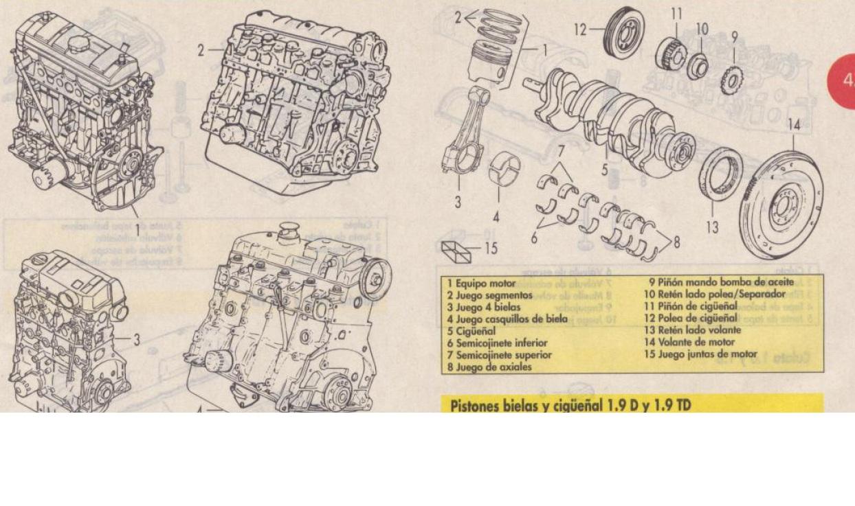 Manuales De Mec U00e1nica Y Taller  Citroen Zx Cat U00e1logo De