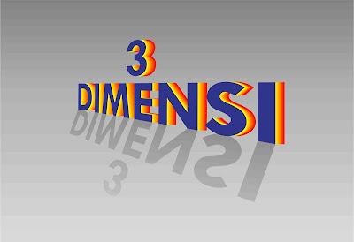 Cara-membuat-efek-3-dimensi-dengan-coreldraw