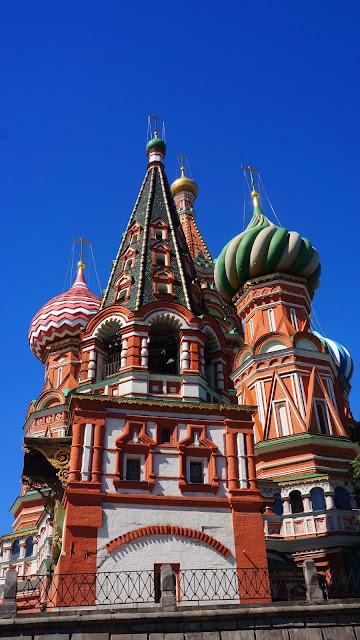 Фото Храма Василия Блаженного на Красной площади в Москве
