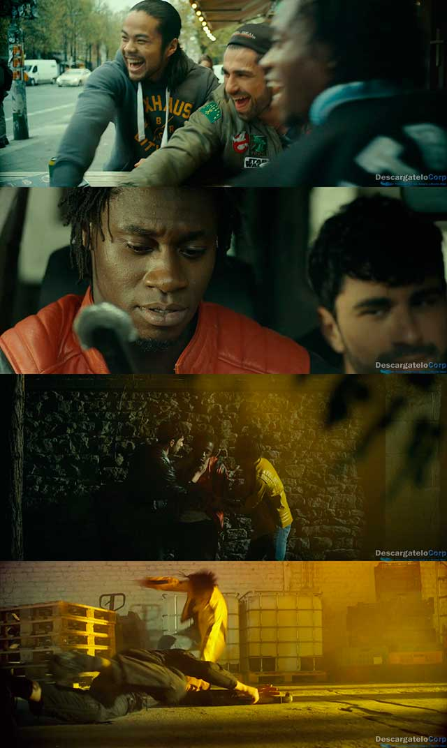 Plan B (2016) HD 1080p Español Latino Dual