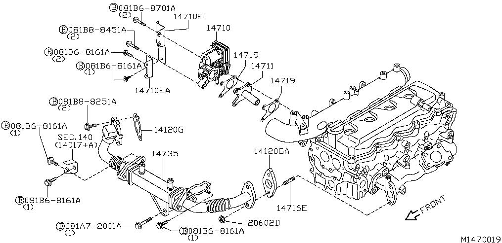 nissan x trail wiring diagram diesel