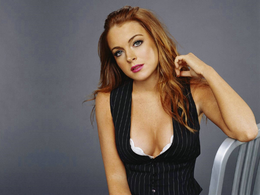 Lindsay Lohan Sexy Pictures 43