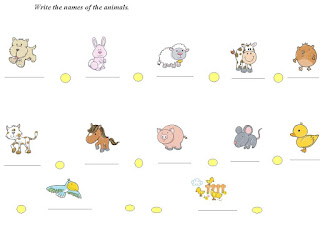 Materi bahasa inggris kelas 3 sd tentang Animal