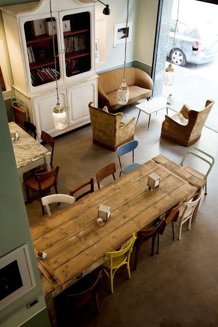 Inspiração para um café: para quem tem espaço