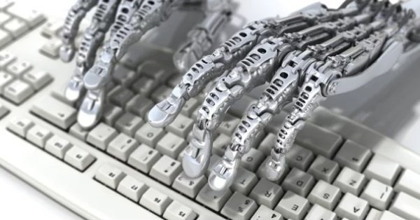 Ternyata Pengguna Internet Bukan Hanya Manusia