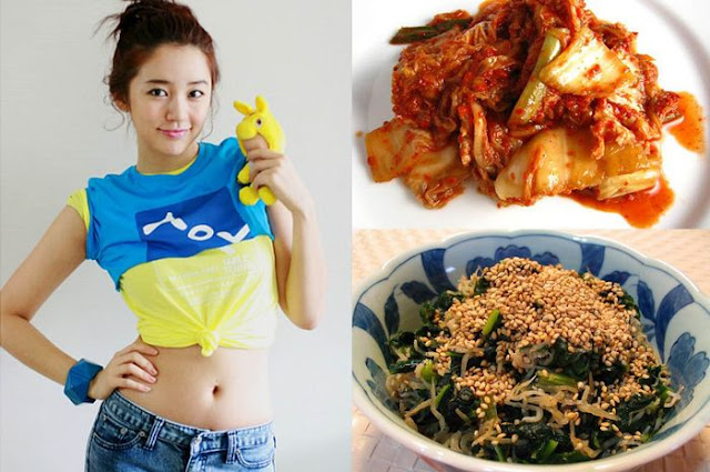 Resep Diet 10 Artis Korea