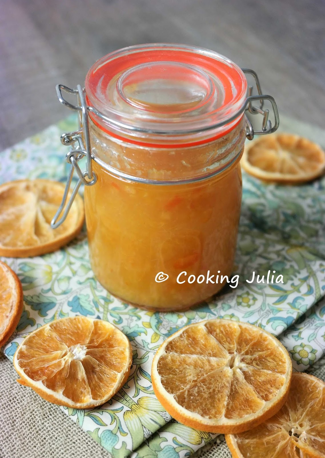 cooking julia marmelade d oranges. Black Bedroom Furniture Sets. Home Design Ideas