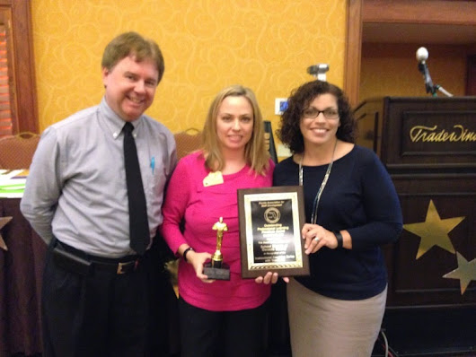 Cherie Behrens and Osceola Public Schools Win Award for TeachLivE