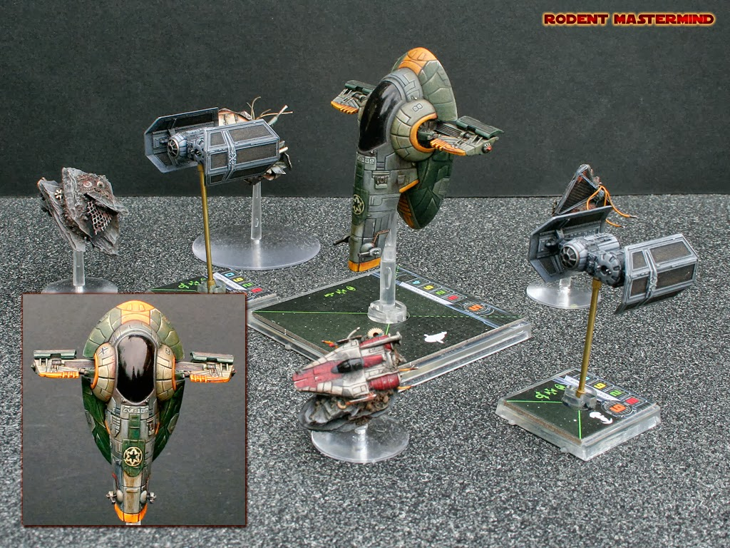 X wing miniatures, X wing and Miniature on Pinterest