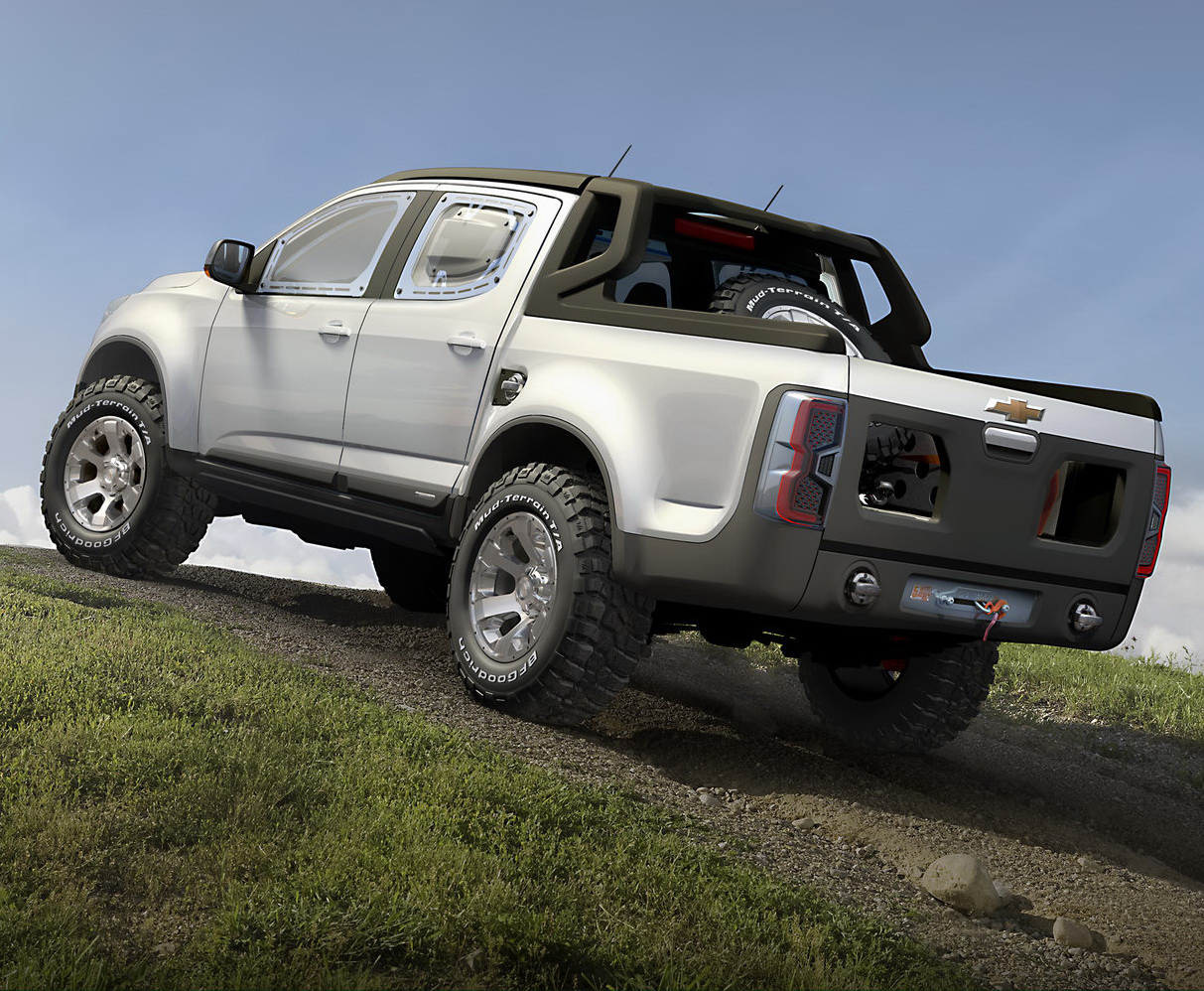 Chevy Truck Rally Wheels
