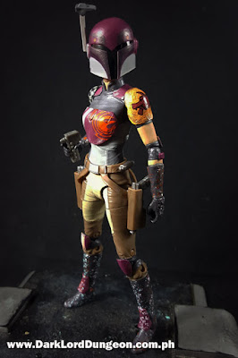 Star Wars Black Series Sabine Wren Review