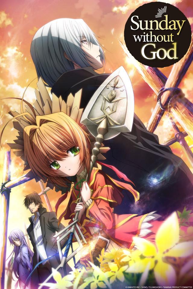 Fantasy, Mystery , Anime , 2013 , Sunday Without God