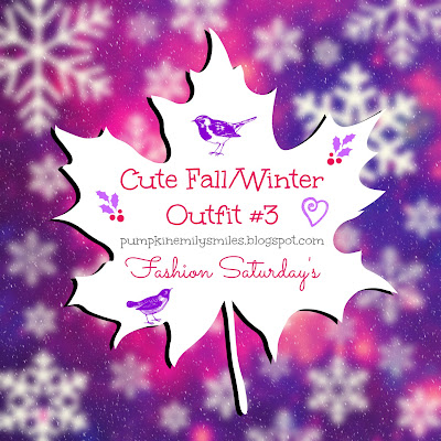 Cute Fall/Winter Outfit #3 Fashion Saturday's