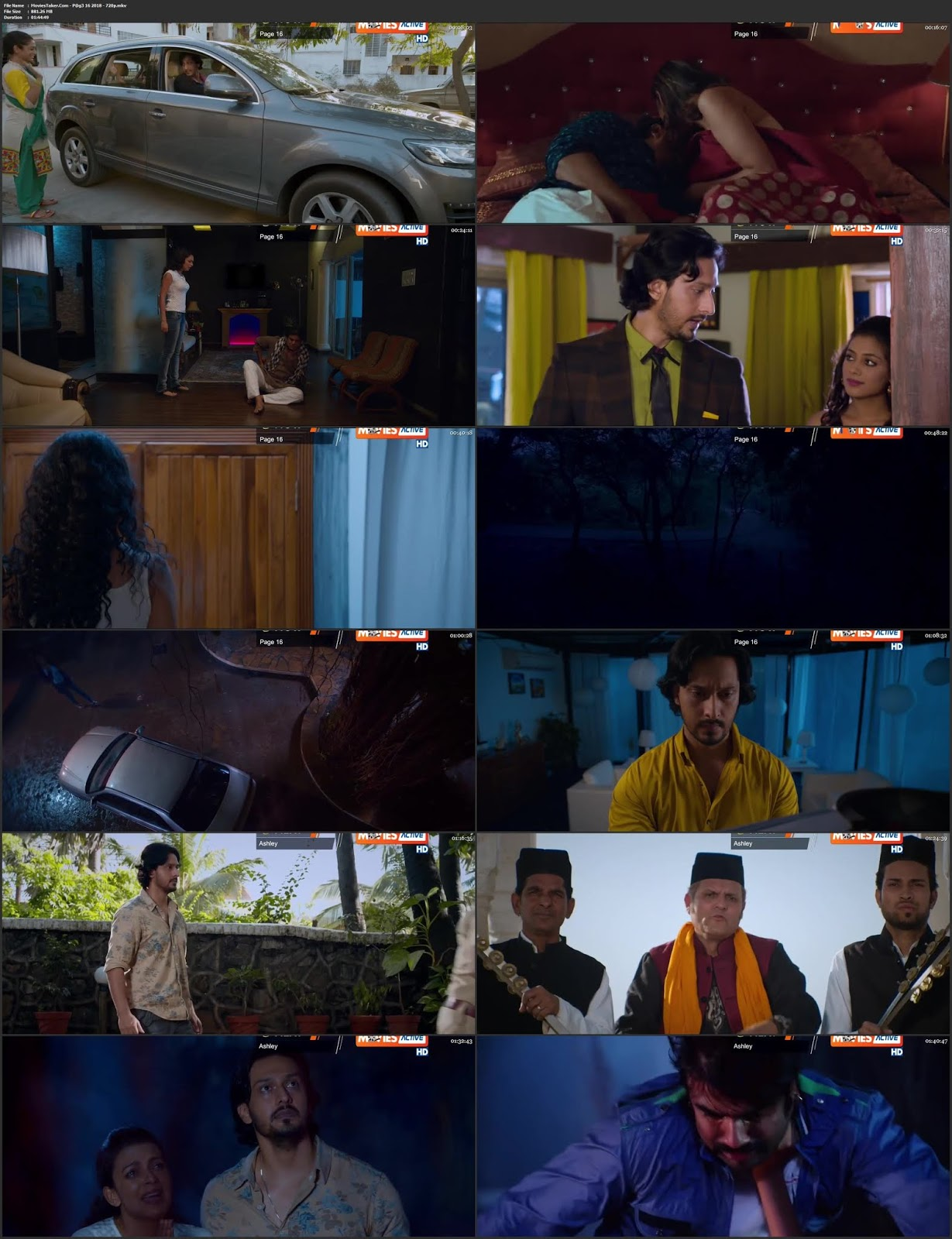 Page 16 2018 Bollywood 300MB Movie HDTV 480p