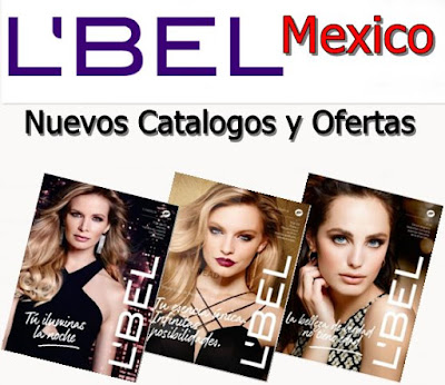 catalogos lbel de mexico