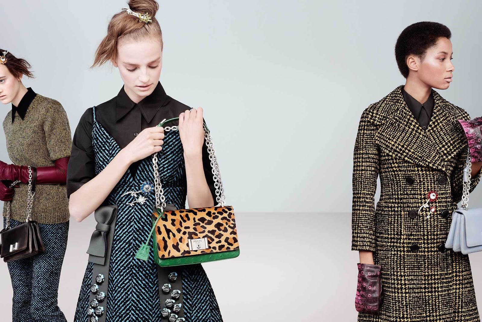 Watch Prada AutumnWinter 2013 Campaign video