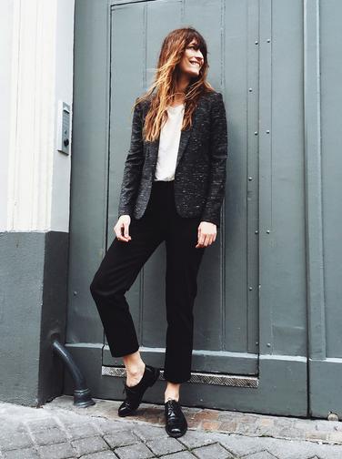 blazers a la moda