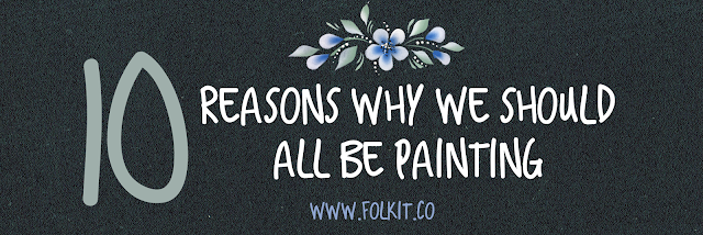 why we should paint